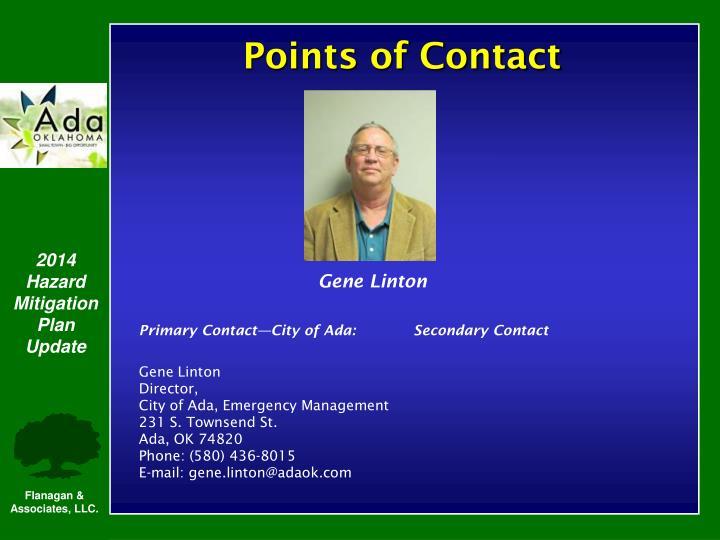 Gene Linton