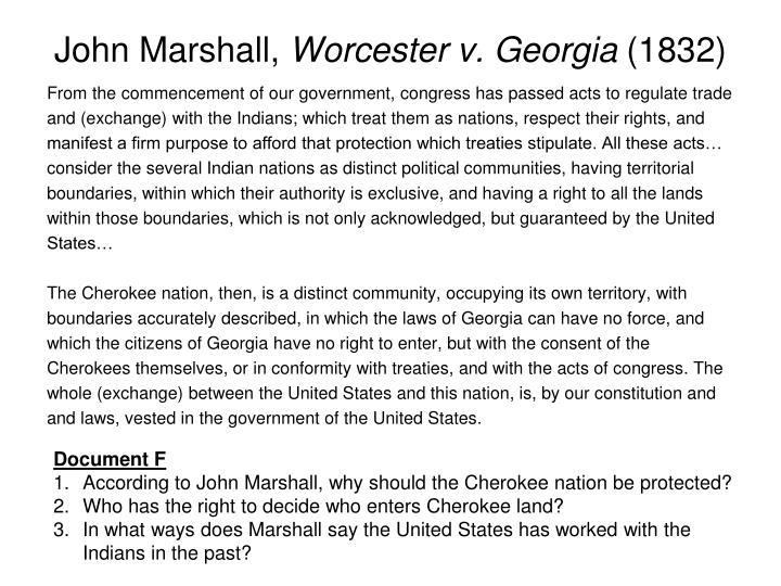 John Marshall,