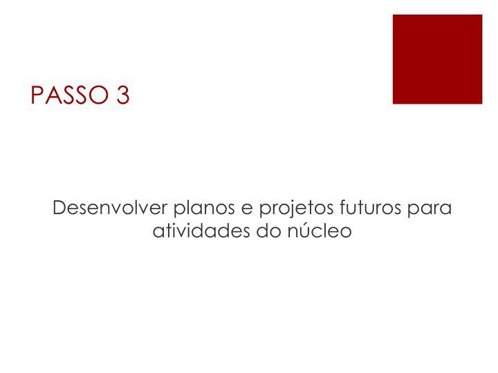 PASSO 3