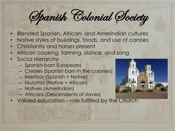 Spanish Colonial Society
