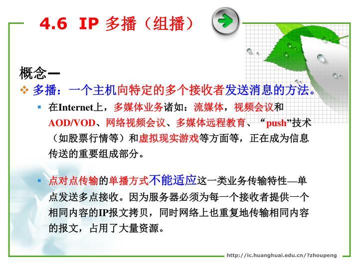 4.6  IP