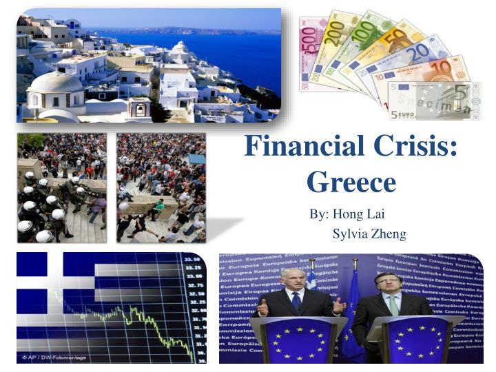 Financial crisis greece