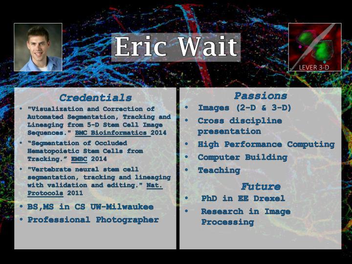 Eric Wait