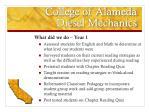 college of alameda diesel mechanics1