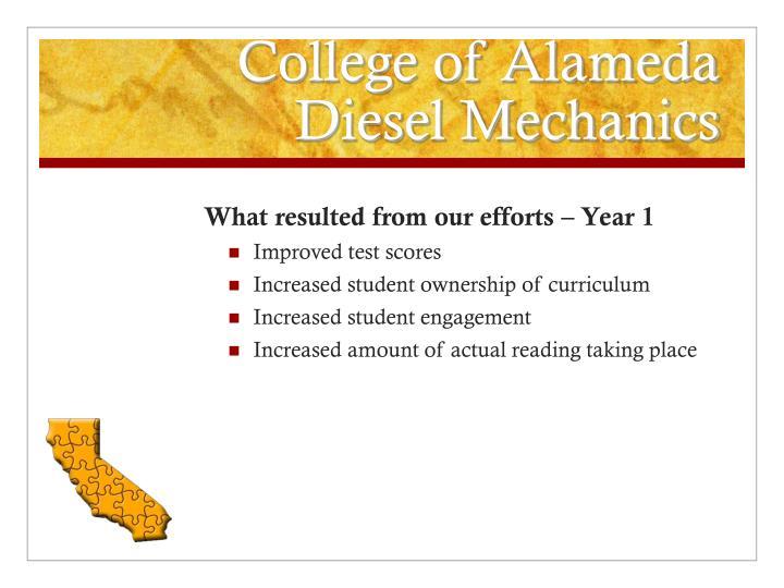 College of Alameda