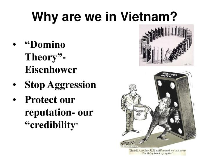 Why are we in vietnam