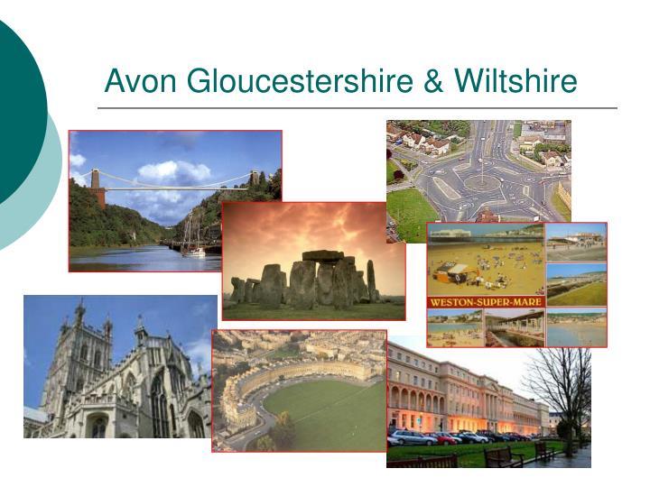 Avon Gloucestershire & Wiltshire
