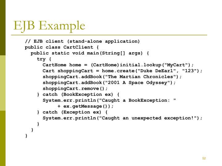 EJB Example