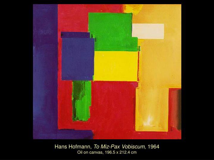 Hans Hofmann,