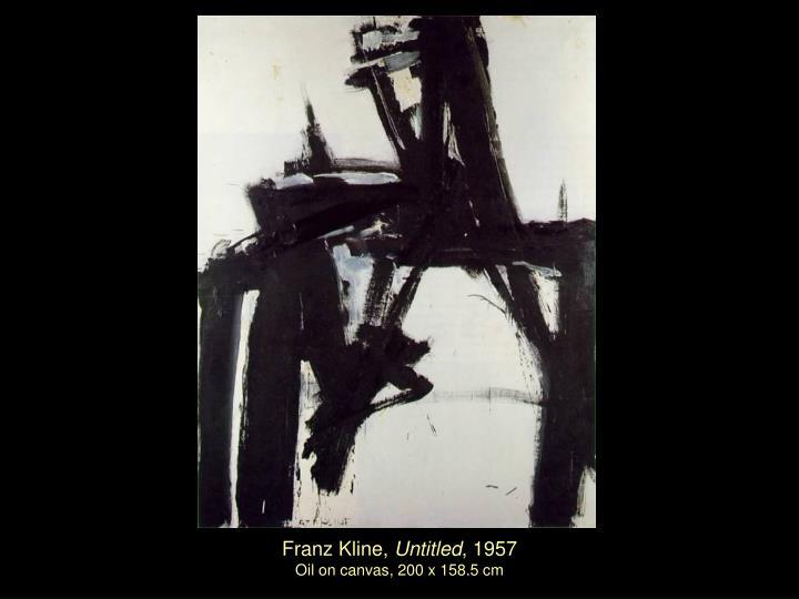 Franz Kline,