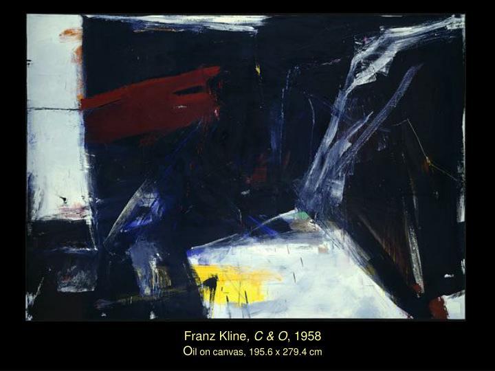 Franz Kline