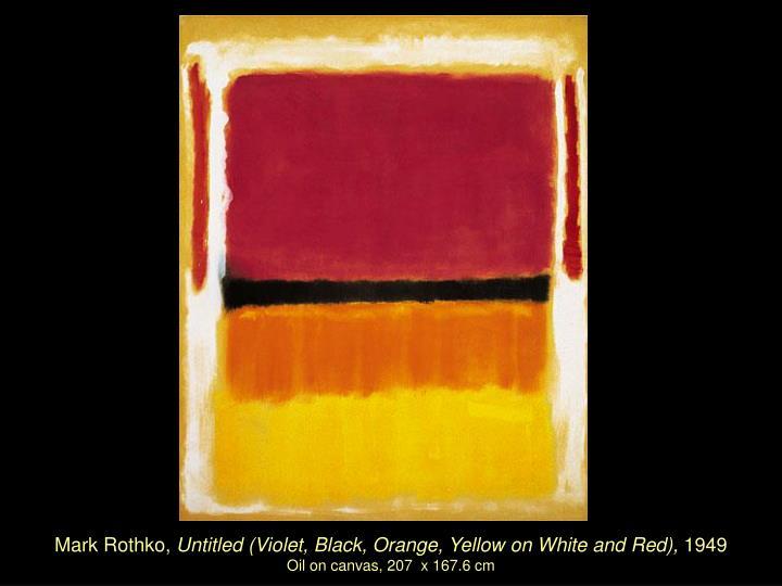 Mark Rothko,