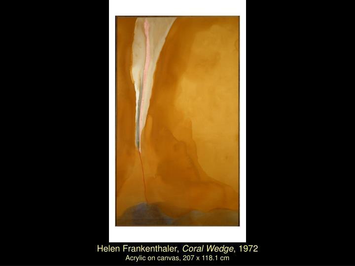 Helen Frankenthaler,