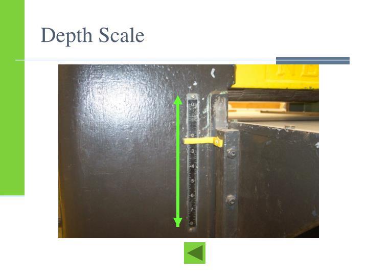 Depth Scale
