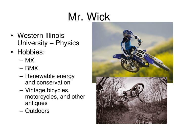 Western Illinois University – Physics