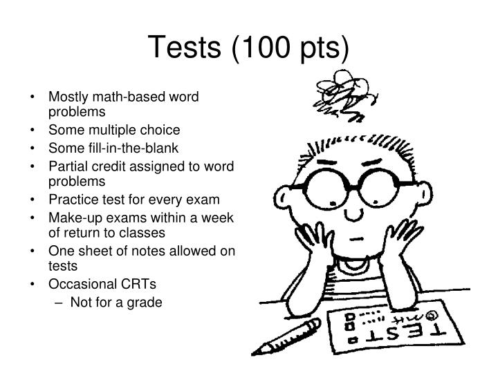 Mostly math-based word problems