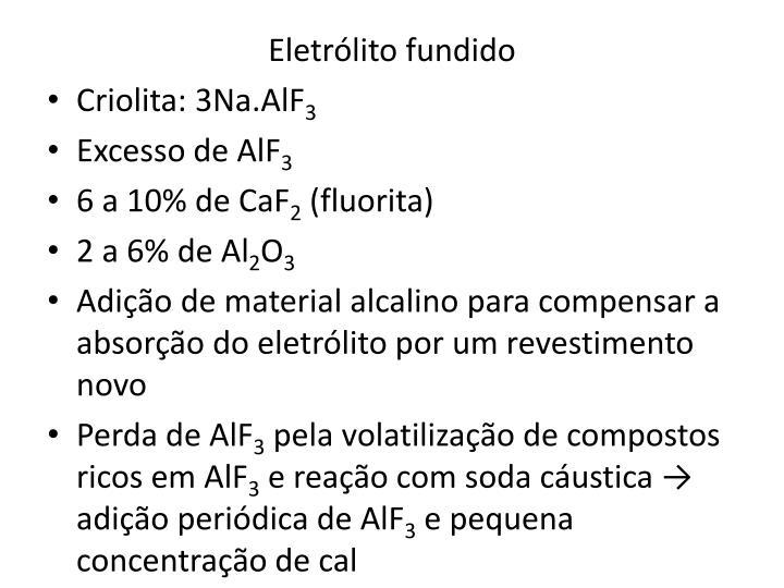Eletrólito