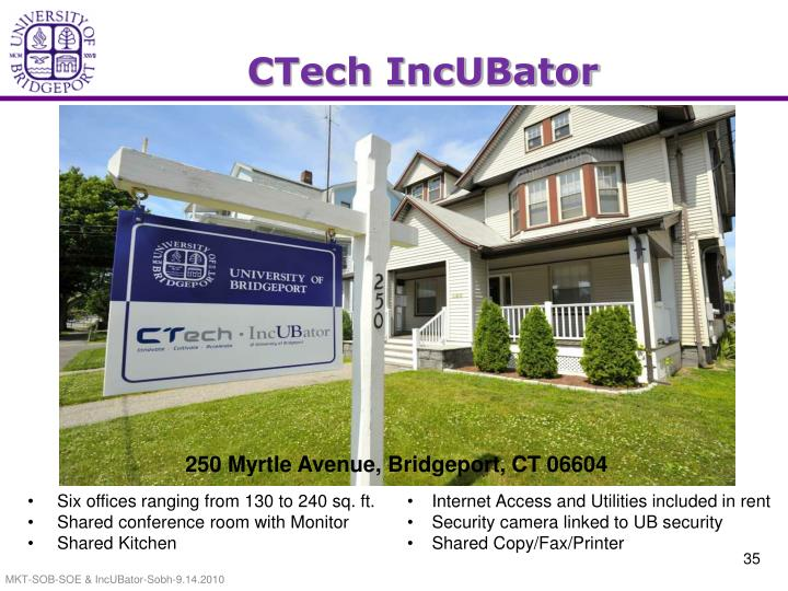 CTech IncUBator