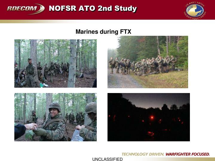 NOFSR ATO 2nd Study