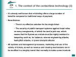 1 the context of the contactless technology ii