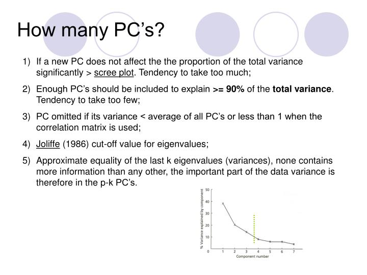 How many PC's?
