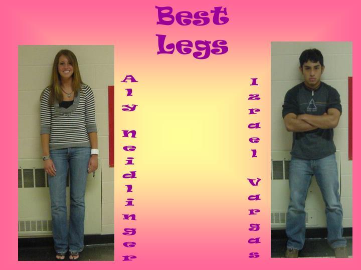 Best Legs