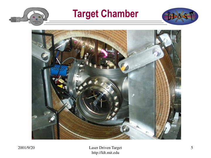 Target Chamber