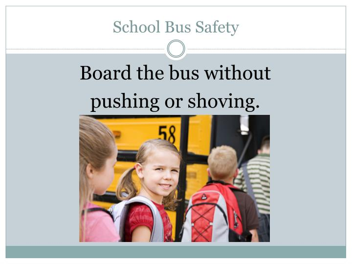 School bus safety2