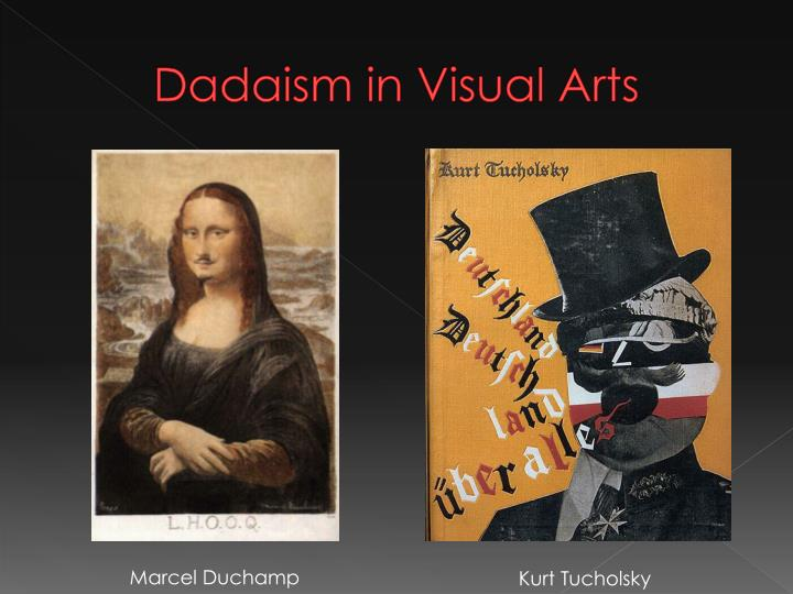 Dadaism in Visual Arts