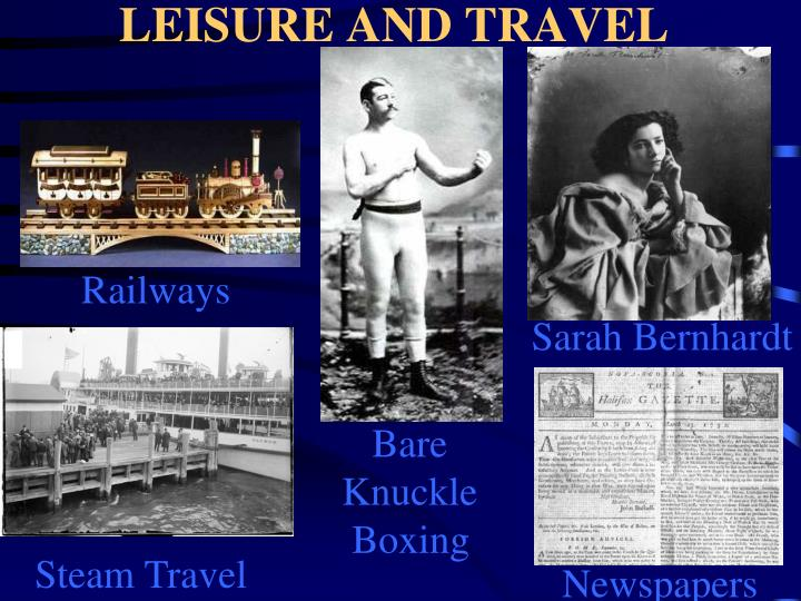 LEISURE AND TRAVEL