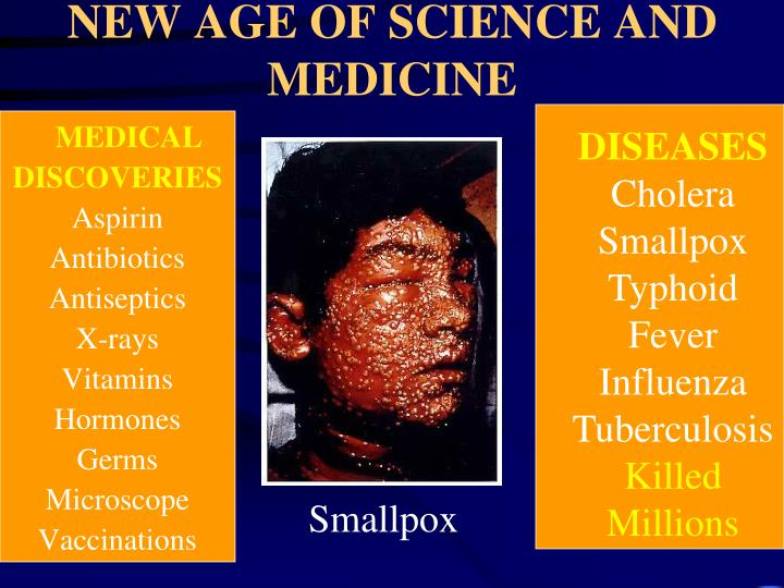 NEW AGE OF SCIENCE AND MEDICINE