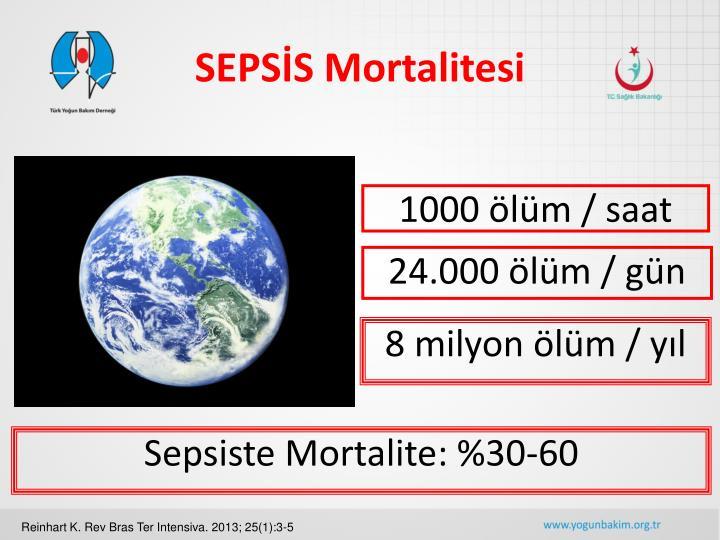 SEPSİS Mortalitesi