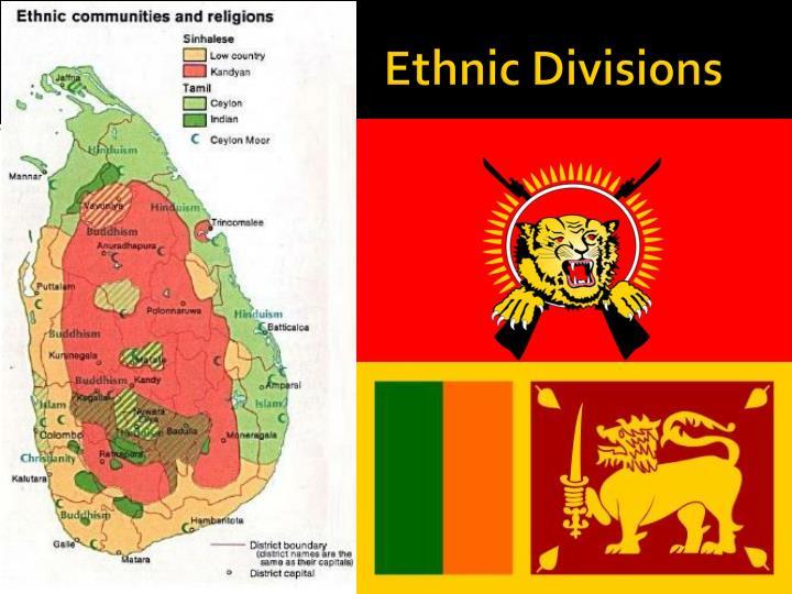 Ethnic Divisions