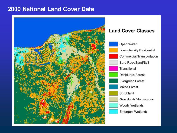 2000 National Land Cover Data