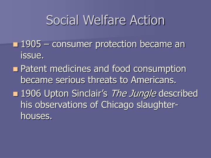 Social Welfare Action