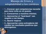 manejo de crisis y adaptabilidad a los cambios4