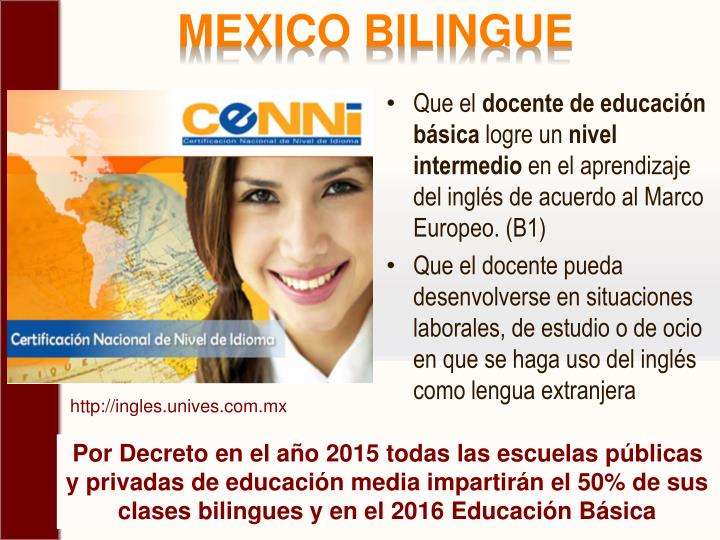 MEXICO BILINGUE