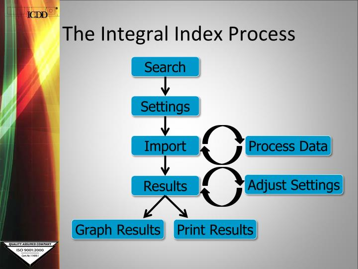 The Integral Index Process
