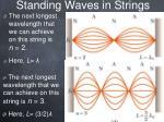 standing waves in strings1