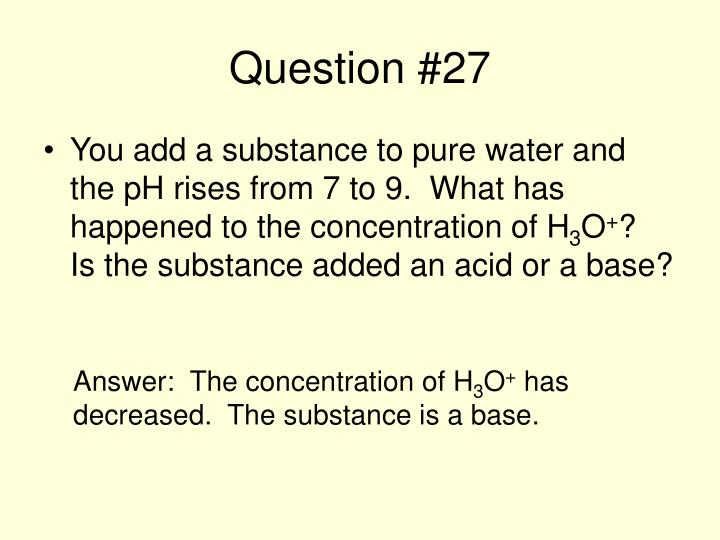 Question #27