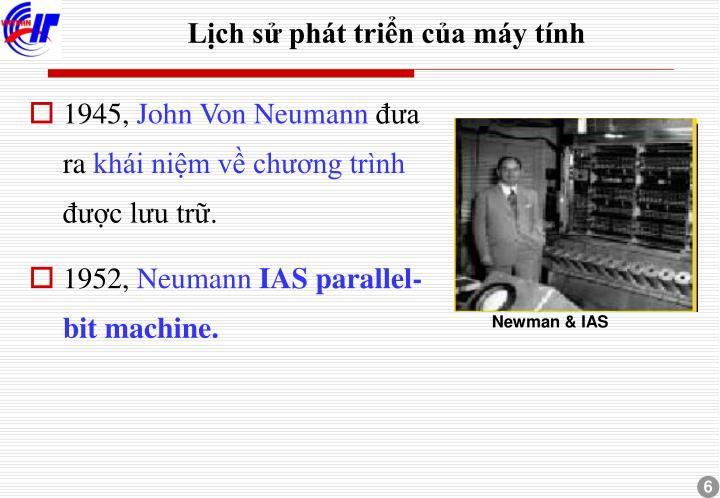 Newman & IAS