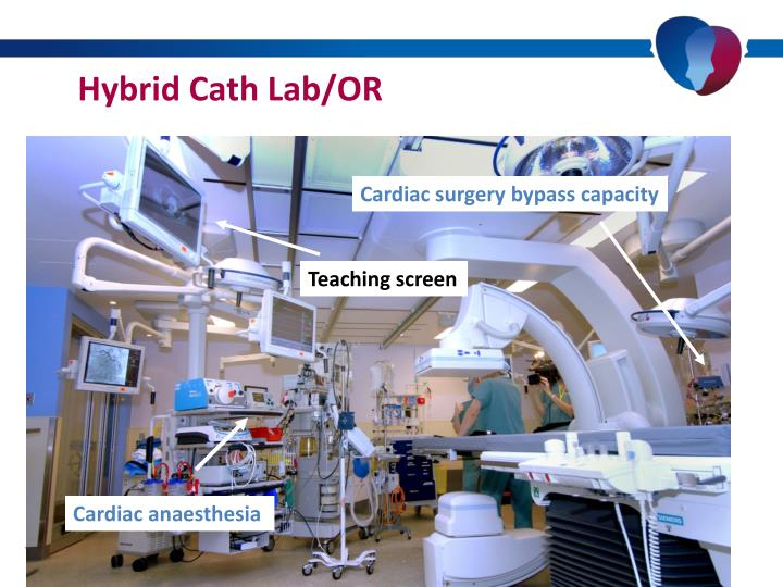 Hybrid Cath Lab/OR