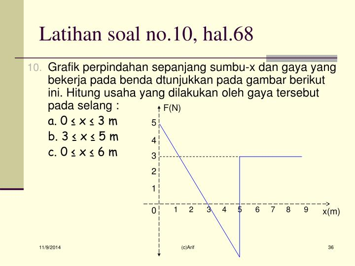 Latihan soal no.10, hal.68