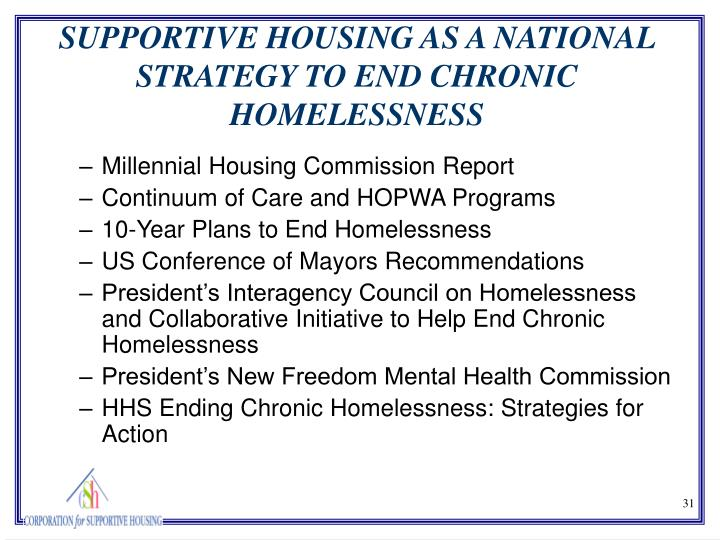 Millennial Housing Commission Report