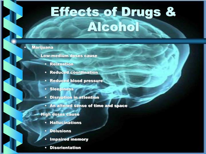 Effects of Drugs & Alcohol