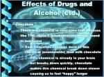 effects of drugs and alcohol ctd3