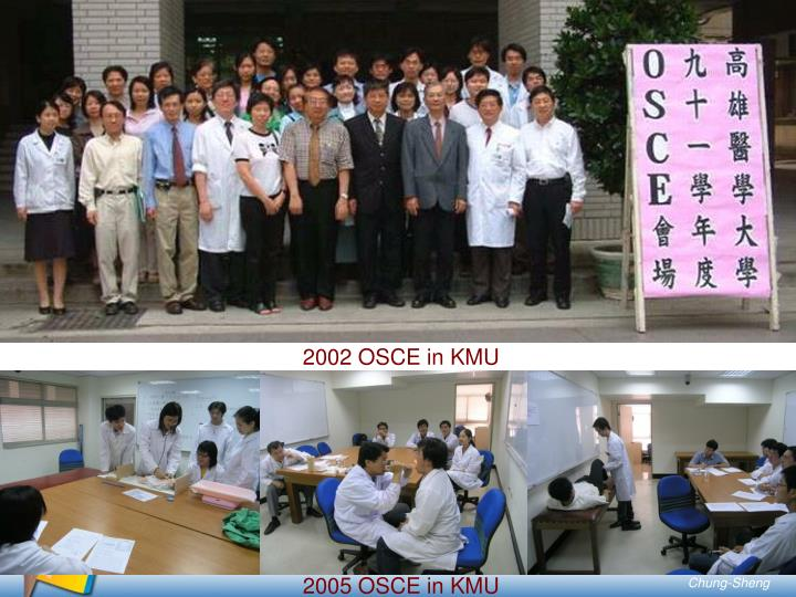 2002 OSCE in KMU