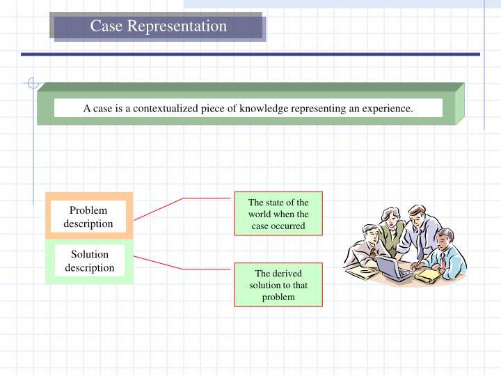 Case Representation
