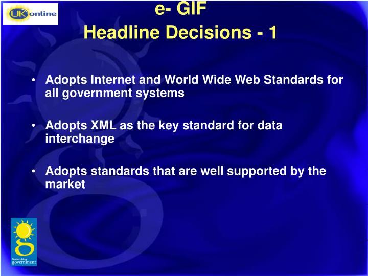 e- GIF