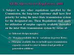 cerc open access regulations 2008